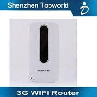 Wholesale Pocket Modem Wifi Router - 2016 Real Gsm Repeater Wifi Portable 3g 4g Mifi Pocket Wireless Router Modem with Sim Card Slot with Battery 3000mah Charger Power Bank kate