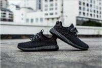 Wholesale Final Black - Authentic 350 Boost Pirate Black Final Version with receipt Boost 350 Maximum Version Shoes Eur 36-46 Sports shoes