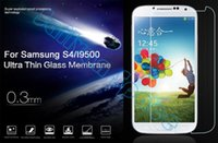 Wholesale Galaxy S4 Body - Ultra Thin HD Clear Screen Protector For Samsung Galaxy S4 Dropshipping SV16 SV003351