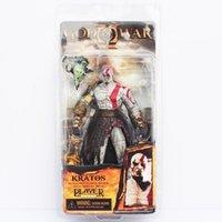 Wholesale Neca God - NECA God Of War 2 Infamous Kratos Figure God of War Kratos Dark Odyssey