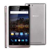 Smartphone iRULU 4G Quad Core Android 5.1 Dual Sim 2.5D 5inch