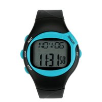 Wholesale Heart Rate Pulse Calorie Watch - Pulse Watch For Women and Men Water-resistant Heart Rate Monitor Calorie Counter Sport Watch