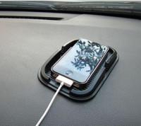 rutschmatten für handys großhandel-Multi-Funktions-Auto Anti-Rutsch-Pad Rubber Mobile Sticky Stick Armaturenbrett-Telefon Regal Antislip Mat für GPS MP3-Zellen-Halter