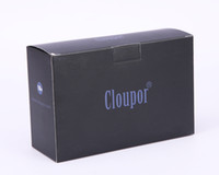 Wholesale M3 Cartomizer - Stock!! Original Cloupor atomizer coil head Cloutank Series M4 M3 cartomizer for Dry Herb   Wax Core head Replacement Coil New Arrival 100pc