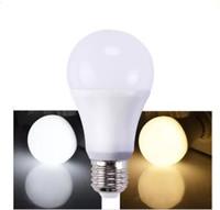 ingrosso 3w globo colorato rgb principale-Lampadina a led dimmerabile alta luminosità 900Lm 9W 2835 Lampadine a led Plastica bianca Alluminio Luce 220 Angolo bianco freddo caldo bianco AC110-220V CRI 80Ra