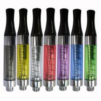 direnç temizleyici toptan satış-E-Akıllı E-çiğ Clearomizer-Normal Direnç 2.8 Ohm | SR eGo CE4 Mini boyutu Ø11mm 1.3 ml şeffaf tankı 510+ e akıllı e-sigara atomizer