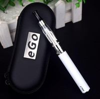 Wholesale Chinese Bag Manufacturers - EGO e-cigarette zipper bag EGO e-cigarette bag in color package portable mini Chinese package manufacturer direct sales