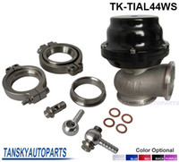 Wholesale Red Intake - Tansky - Tial V44 MVR 44mm V Band External Wastegate Kit 24PSI (Default color is Black) -- Blue Black Silver Red Purple TK-TIAL44WS