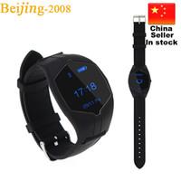 аналоговые мониторы оптовых-Умные Часы X6 Bluetooth4.0 аналого-цифровой 128*64 водонепроницаемый анти потерянный наручные часы монитор сердечного ритма reloj для ios Android 010222
