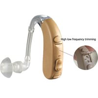 Wholesale hearing aids devices - Hearing Aid Amplifier Hidden Behind The Ear Deaf Device Earphone Loudly As Like As Siemens Hearing Aids S-303 Cheap Price