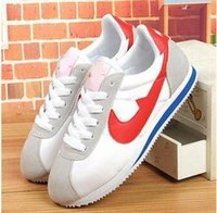 Wholesale Sky Net - Hot new men and women cortez shoes leisure nets shoes fashion outdoor shoes size 36-44 free shipping