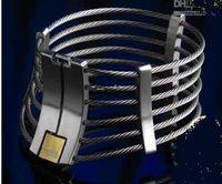 Wholesale Steel Wire Slave Collar - Couple Fun sex game toy BDSM Steel Neck Wire Slave Collar +G spot vibrator+charge