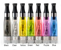 Wholesale E Cigarette Dual Tanks - E Cigarette innokin iClear 16 Clearomizer and i clear 16 atomizer Replacement Dual Coils VS ic 16b 16d 1.6ml Rebuildable Tanks