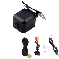 Wholesale Cmos Color Ir Led - Color IR CMOS CCD Reverse Backup Car Rear View LED Waterproof Camera E313