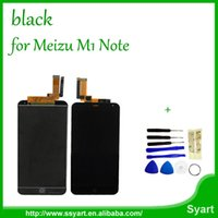"""Wholesale m1 touch - Wholesale-Black 5.5"""" LCD Display Touch Screen Digitizer Assembly replacement for Meizu M1 Note"""