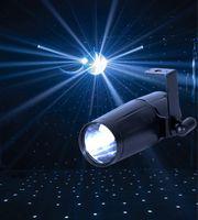 Wholesale Pinspot Led - Hot sell American DJ ADJ Pinspot LED II 3W White Pin Spot Light