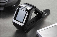 "Wholesale Russian Spy Camera - Hot Sale N388 Mobile Watch Phone With 1.3M Spy Camera, 1.4"" Touch Screen, Bluetooth, New Fashionable Unlock Smart Watch Free Shipping"