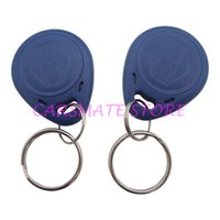 Wholesale Rfid Codes - Stock In USA Good Quality RFID Car Alarm Release Engine Automatically Push Button And Transponder Card Learning Code Alarm System