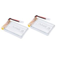 Wholesale drone lipo - 2pcs 1100mAh Upgraded Lipo Battery 3.7V for Syma X5SC X5SW RC Quadcopter Drone order<$18no track