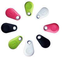 bluetooth remoto venda por atacado-Popular Bluetooth Anti-Perdido Tracer Alarme Câmera de Obturador Remoto IT-06 iTag Anti-lost Alarme Self-timer bluetooth 4.0 para todos os Smartphone US05