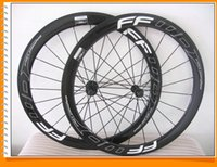Ffwd Super Light A291 50 milímetros Full Carbon Road Bike Wheels Clincher Road Bike Wheelset Quick Release