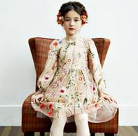 Wholesale Pageant Dresses Adults - Big girls pageant dress Ball Gown kids handmade embroidery wedding dress adult flowers bridesmaid dress girls gauze princess dresses R0575