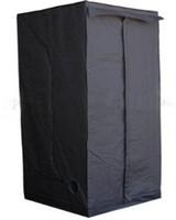 Wholesale Free Grow Tents - Window grow tent mylar 600d,120x120x200cm,100% Reflective Heat Preservation Greenhouse Hydroponics Free Shipping