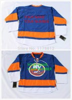 Wholesale Nhl Jersey Number - 2016 New, Custom Your Name Number NHL Jerseys new york islanders jersey Customized Hockey Jersey ICE Winter Embroidered