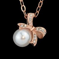 Wholesale Body Chain Jewelry Parties - Latest Fashion Style White Round Pendant Rhinestone Body Chain Jewelry Collar Necklace