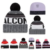 Wholesale Cheap Basketball Beanies - ATLANTA Sport BEANIES Caps Popular Cheap Children Birthday baby GIFT PRESENT JONES TAMME FREEMAN HOOPER ALFORD NEAL MACK