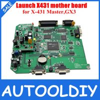 Wholesale Super Scanner X431 Master - Wholesale-Top 2015 DHL Free Shipping 100% Original X431 Main Board for Launch X431 Master,GX3,Super Scanner,Launch X431 mother board