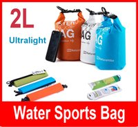 Wholesale Dry Bags For Kayaking - 2L Waterproof Dry Bag These Dry Bags Are Perfect for Boating   Kayaking   Canoeing   Rafting   Swimming   Camping  Fishingte
