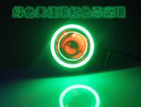 Wholesale Fluke Leads - NEW LED motorcycle headlight conversion accessories built-in bulb electric car headlights angel eye fluke wildfire lamp