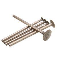 Wholesale Fiberglass Grinding - 5pcs diamond tools for granite diamond grinding wheel for dremel rotary tool diamond burs dremel tools accessories order<$18no track