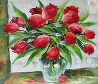 Red Bouquet Diamant Stickerei Malerei 3D-Kit Mosaikbild in voller Strass Kreuzstich & Sticken freies Verschiffen