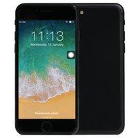 Wholesale Nano V3 - Goophone i8 V3 Touch ID 3G WCDMA Quad Core MTK6580 1.3GHz 1GB 8GB+32GB Android 6.0 4.7 inch IPS 1280*720 HD Fingerprint Scanner Smartphone