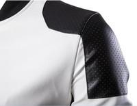 militär motorrad jacken männer groihandel-2018 New Fashion Men Lederjacken Hochwertige Motorräder Britische Geschäftsleute Casual Fashion Military Tactical Jacket