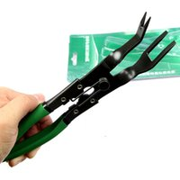 Wholesale Fastener Pliers - Multifunction Car Lamp Shade Remover Tool Rivets Fastener Trim Clip Prying Plier