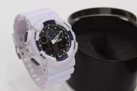 новые часы для мальчиков оптовых-хронограф часы военные часы цифровые часы мужчины мальчик ПОДАРОК Горячий Новый стиль Мужские спортивные светодиодные часы