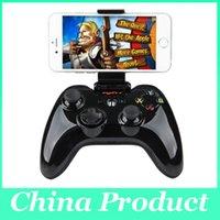 apfel iphone controller großhandel-SPEEDY PXN Wireless Bluetooth Gamepad Spiel Controller für Apple iPhone iPad iPod Touch Apple TV Erfordert iOS7 010079