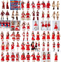 Wholesale Photo Ds - Top new sale Christmas costume Christmas Night clothing DS stage costumes Christmas service photo Role Playing
