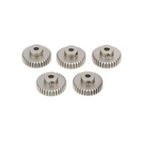 Wholesale Brushless Gear Motor - 5pcs Brand 48DP 33T Pinion Motor Gear for RC Car Brushed Brushless Motor order<$18no track