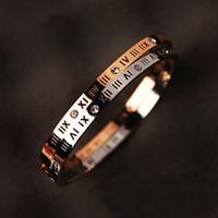 ingrosso donne del braccialetto del polsino del rhinestone-Moda chic strass a forma di cuore Bracciale Bracciale Bangle Lady Girl Party Prom Ornamento regalo donna bracciale in acciaio inossidabile braccialetto per wome