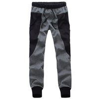 Wholesale Cotton Slacks Men - S5Q Mens Casual Gym Jogger Dance Sportwear Harem Pant Slacks Trousers Sweatpants AAAELP