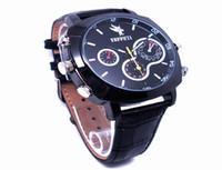 Wholesale quality spy camera - Hot sale Digital watch camera Metal Wrist Waterproof HD 1080P Spy Hidden camera 16GB Mini Video Camcorder DVR PC Webcam High Quality