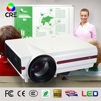 Wholesale Idea Portable - Wholesale- small business ideas portable smart home use screen led theater projector