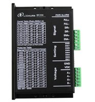 Wholesale Dsp Controllers - 2 Phase 57   Nema23 DSP Digital Stepper Motor Driver 5.6A MC556