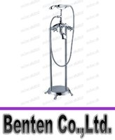 Wholesale Shower Suites - Free shipping 2015 Hot new floor suite shower bath tub barrel bathtub faucet Royal Continental LLFA2995F