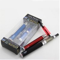 Wholesale Ego Twist Blister - Ego vision spinner ce4 blister kits e cigarette with 1.6ml ce4 atomizer vision c twist variable voltage battery 650mah-1300mah