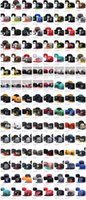 Wholesale Penguin Cap - 174 styels Casquettes NHL snapback hat Blackhawks Penguins Flyers Sharks men women adult sports hip hop street outdoor sun baseball cap